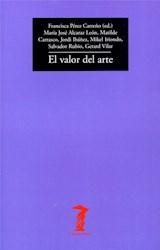 Papel EL VALOR DEL ARTE
