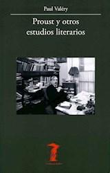 Papel PROUST Y OTROS ESTUDIOS LITERARIOS
