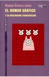 Papel EL HUMOR GRAFICO Y SU MECANISMO TRANSGRESOR