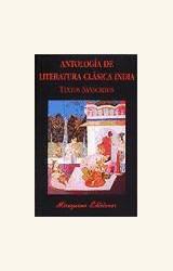 Papel ANTOLOGIA DE LITERATURA CLASICA INDIA