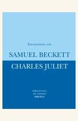 Papel ENCUENTROS CON SAMUEL BECKETT