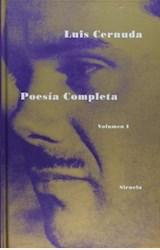 Papel POESIA COMPLETA. VOL. I          -LT057