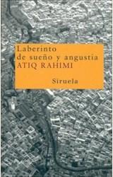 Papel LABERINTO DE SUEÑO Y ANGUSTIA    -NT072