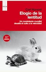 Papel ELOGIO DE LA LENTITUD