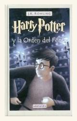 Papel HARRY POTTER Y LA ORDEN DEL FENIX TOMO 5 TD