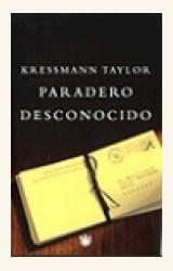 Papel PARADERO DESCONOCIDO
