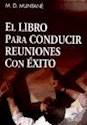 Libro El Libro Para Conducir Reuniones Con Exito