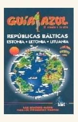 Papel REPUBLICAS BALTICAS- ESTONIA/LETONIA/LITUANIA GUIA AZUL
