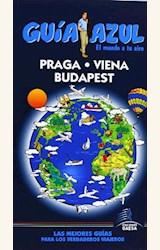 Papel PRAGA - VIENA - BUDAPEST GUIA AZUL