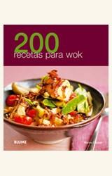Papel 200 RECETAS PARA WOK