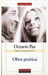 Papel OBRAS COMPLETAS VII (PAZ)