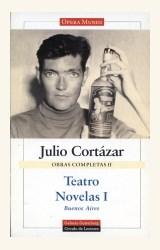 Papel OBRAS COMPLETAS II -CORTÁZAR-