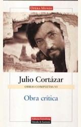 Papel OBRAS COMPLETAS VI -CORTÁZAR-