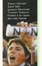 Papel FRENTE A LA RAZÓN DEL MÁS FUERTE