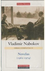 Papel OBRAS COMPLETAS IV. NOVELAS (1962-1974)