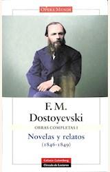 Papel OBRAS COMPLETAS VOL. I: NOVELAS Y RELATOS (1846-1849)