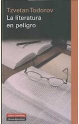 Papel LA LITERATURA EN PELIGRO