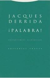 Papel PALABRA! INSTANTANEAS FILOSOFICAS