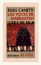 Papel LAS VOCES DE MARRAKESH