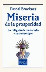 Papel MISERIA DE LA PROSPERIDAD