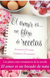 E-book El amor es... un libro de recetas