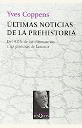 Papel ULTIMAS NOTICIAS DE LA PREHISTORIA