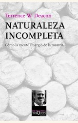 Papel NATURALEZA INCOMPLETA