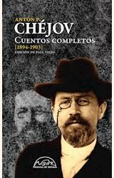 Papel CUENTOS COMPLETOS 4 (CHEJOV)