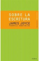 E-book Sobre la escritura. James Joyce