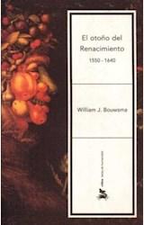 Papel OTOÑO DEL RENACIMIENTO, EL(1550-1640)
