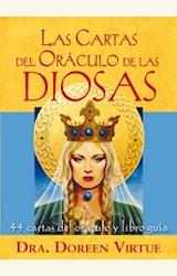 Papel LAS CARTAS DEL ORACULO DE LAS DIOSAS