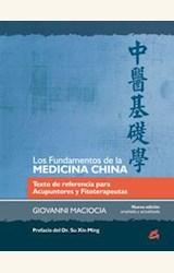 Papel FUNDAMENTOS DE LA MEDICINA CHINA