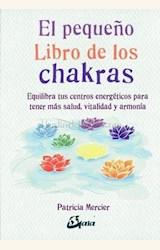 Papel EL PEQUEÑO LIBRO DE LOS CHAKRAS