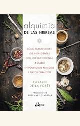 Papel ALQUIMIA DE LAS HIERBAS