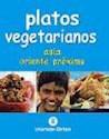 Libro Platos Vegetariano  Asia Y Oriente Proximo