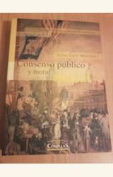 Papel CONSENSO PUBLICO Y MORAL SOCIAL