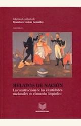 Papel RELATOS DE NACION (2 VOLS.). LA CONSTRUCCION