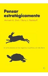 E-book Pensar estratégicamente