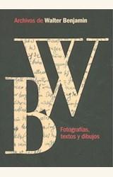 Papel ARCHIVOS DE WALTER BENJAMIN