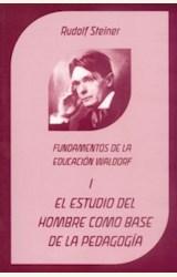 Papel EL ESTUDIO DEL HOMBRE COMO BASE DE LA PEDAGOGIA