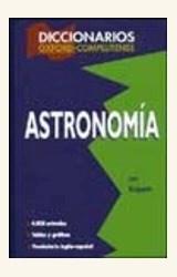 Papel DICCIONARIO OXFORD-COMPLUTENSE DE ASTRONOMIA