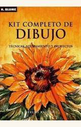 Papel KIT COMPLETO DE DIBUJO