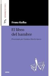 Papel LIBRO DEL HAMBRE, EL