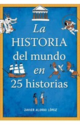 E-book La historia del mundo en 25 historias