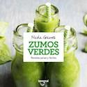 Libro Zumos Verdes