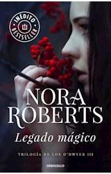 E-book Legado mágico (Trilogía de los O'Dwyer 3)