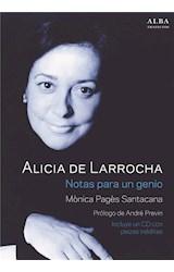 E-book Alicia de Larrocha. Notas para un genio
