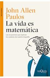 E-book La vida es matemática