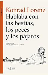 Papel HABLABA CON LAS BESTIAS, LOS PECES Y LOS PÁJAROS