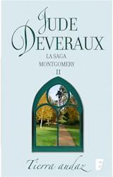E-book Tierra audaz (La saga Montgomery 3)